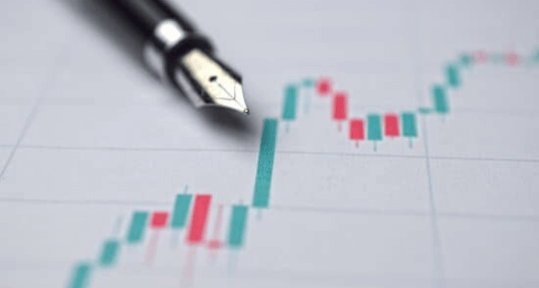 10. Which Are The Types Of Charts In Forex Trading