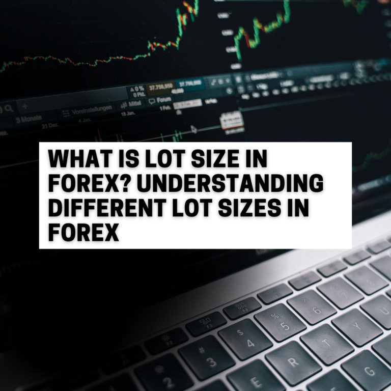 What Is Lot Size in Forex?: Understanding Different Lot Sizes in Forex