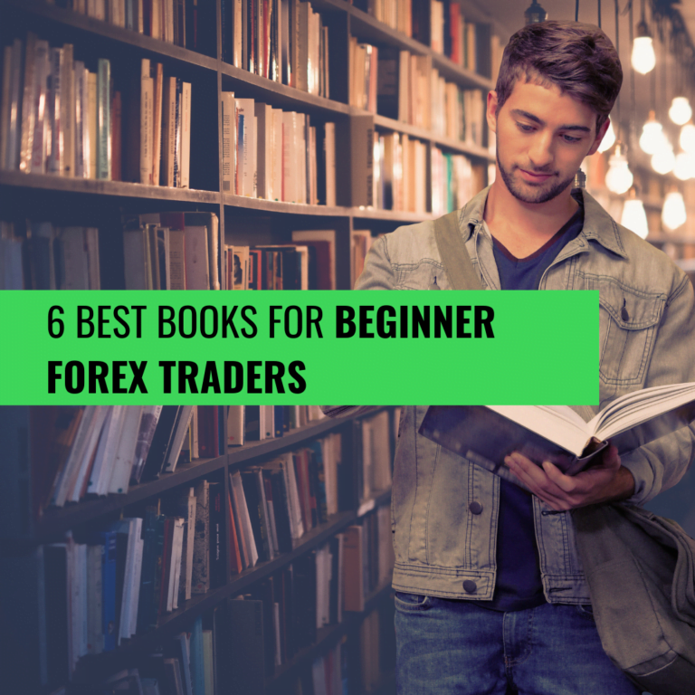 6 Best Books For Beginner Forex Traders